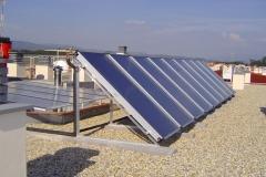 Paneles solares y energías renovables