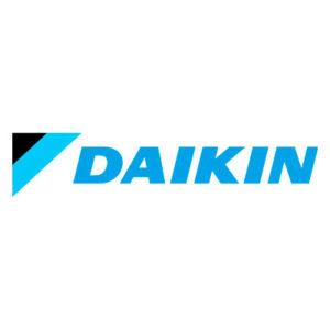 logo Daikin Aire Acondicionado y Bomba de Calor